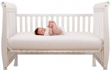 Дитячі ліжечка, колиски, матраци