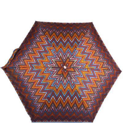 Зонт женский облегченный компактный механический  ZEST (ЗЕСТ) Z55517-5136