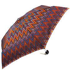 Зонт женский облегченный компактный механический  ZEST (ЗЕСТ) Z55517-5136, фото 3