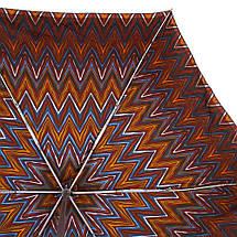 Зонт женский облегченный компактный механический  ZEST (ЗЕСТ) Z55517-5136, фото 2