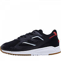 Кроссовки Ellesse Contest Leather Black Black - Оригинал