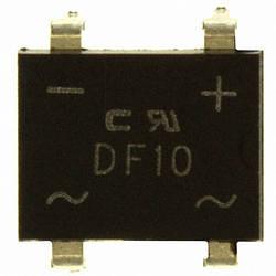 Диодный выпрямительный мост DF10  (1,0A; 1000V)