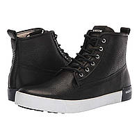 Кроссовки Blackstone High Sneaker - QM80 Black - Оригинал
