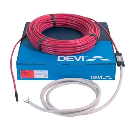 Нагревательный кабель DEVIflex 18T (DTIP-18), 118 м для теплого пола
