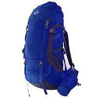 Туристичний рюкзак 50 л Onepolar Pistachio 1636 Синій, фото 1