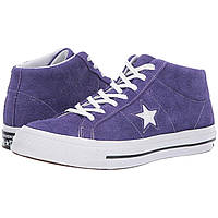 Кроссовки Converse One Star - Mid New Orchid/White - Оригинал