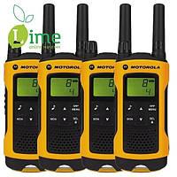 Рация Motorola TLKR T80 Extreme QUAD