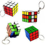 Брелок у вигляді Кубик-Рубика 3x3x3 SKU0000180, фото 3