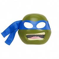 Черепашки ниндзя  игрушечное снаряжение маска Леонардо