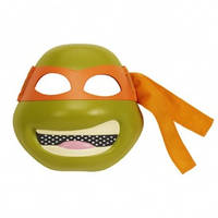 Черепашки ниндзя игрушечное снаряжение маска Микеланджело