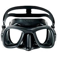Для настоящих подводных охотников, Bandit Mask, непрозрачный силиконовый обтюратор, стёкла-иллюминаторы