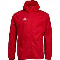 Куртка adidas Condivo 18 Rain Power Red/White Dark Red - Оригинал
