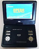 "Портативный ДВД DVD плеер Opera NS-1180 11"" Т2 USB"