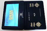 """Портативный переносной ДВД DVD плеер Opera NS-1180 11"""" Т2 USB игры, фото 4"""