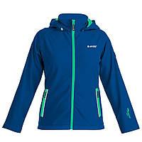 Куртка Hi-Tec Iker JR 152 Синяя 5901979176992IG-152, КОД: 263353