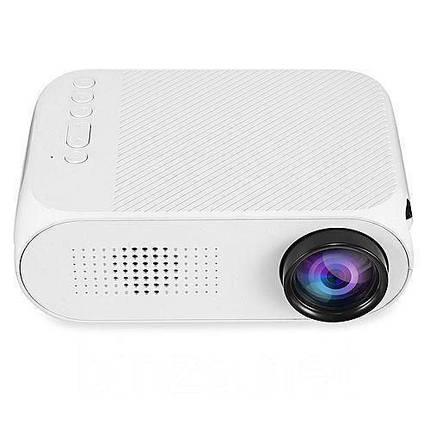 Мультимедийный портативный мини-проектор YG 320, фото 2