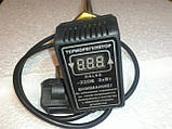 """Тэн в чугунную батарею правая резьба 1.5 кВт./ 1.1/4"""" дюйма с цифровым терморегулятором, фото 4"""