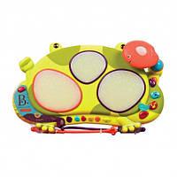 Музыкальная игрушка Battat Кваквафон BX1389Z