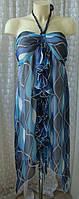 Платье женское легкое летнее сарафан бренд Purple р.48-50