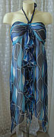 Платье женское легкое летнее сарафан бренд Purple р.48-50, фото 1