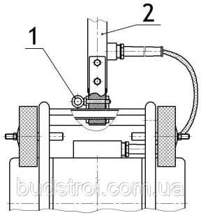 Подготовка электрического виброуплотнителя ВУ-11-75 к работе