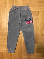 """Спортивные брюки с начесом для мальчиков """"Active Sport"""" на рост  98,128  (Венгрия)"""