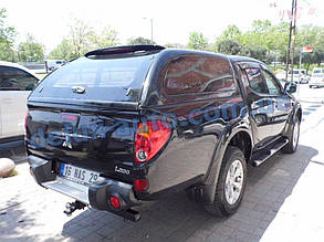 Кунг для пикапа CAMLI KABIN на Mitsubishi L200 2006-2015 Кунг-крыша кузова пикапа на Митсубиси л200 2006-2016
