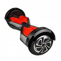 """Гироскутер Smart Balance Transformers8"""" колеса Черно-красный"""
