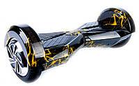 """Гироскутер Smart Balance Transformers8"""" колеса желтая молния"""