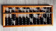 Счеты абакус соробан 13 рядов деревянные 280*120*25 мм
