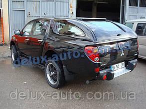 Кунг для пикапа Starbox на Mitsubishi L200 2006-2015 Кунг-крыша кузова пикапа СтарБокс на Митсубиси л200 2006+