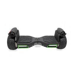 """Гироскутер Smart Balance KIWANO KO-X Pro 8,5"""" с паром и турбинами черный"""