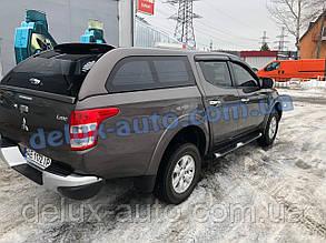 Кунг для пикапа CAMLI KABIN на Mitsubishi L200 2015-2018 Кунг-крыша кузова пикапа на Митсубиси л200 2015-2018