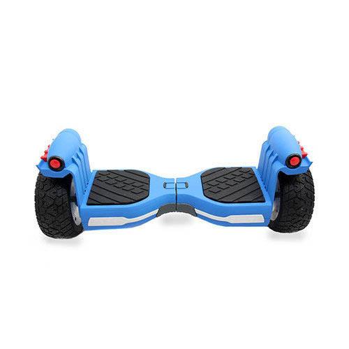 "Гироскутер Smart Balance KIWANO KO-X Pro 8,5"" с паром и турбинами синий"