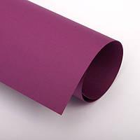 Бумага цветная 70х100 см, 120 г/м2, Spectra color №44А, темно-фиолетовый