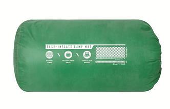 Каремат самонадувающийся туристический Bestway 68058 коврик для кемпинга 25 см, фото 2