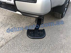 Задняя подножка для кузова пикапа на Митсубиси л200 2015+ Подножка боковая задняя для Mitsubishi L200 2015+