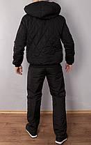 Зимний мужской костюм PHILIPP PLEIN на овчине, фото 3