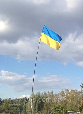 Прапор України - 1м*1.5м - 1 Рік гарантії, фото 3