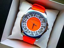 Часы Marc Jacobs оранжевые 1443