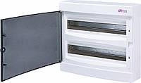 Щит розподільчий зовнішній ETI ECT 36 PT на 36 модулів(2х18)