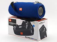JBL Xtreme 2 mini small 40W копия, портативная колонка с Bluetooth FM MP3, синяя