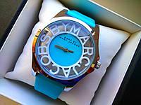Часы Marc Jacobs голубые 1444