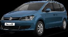 Volkswagen Sharan 10-