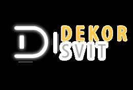 DekorSvit.com.ua - системы из алюминия