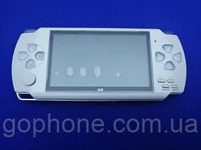 Игровая консоль PSP X6 White 9999 ИГР!