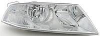 Фара передняя для Skoda Octavia А5 '05-09 правая (DEPO) под электрокорректор