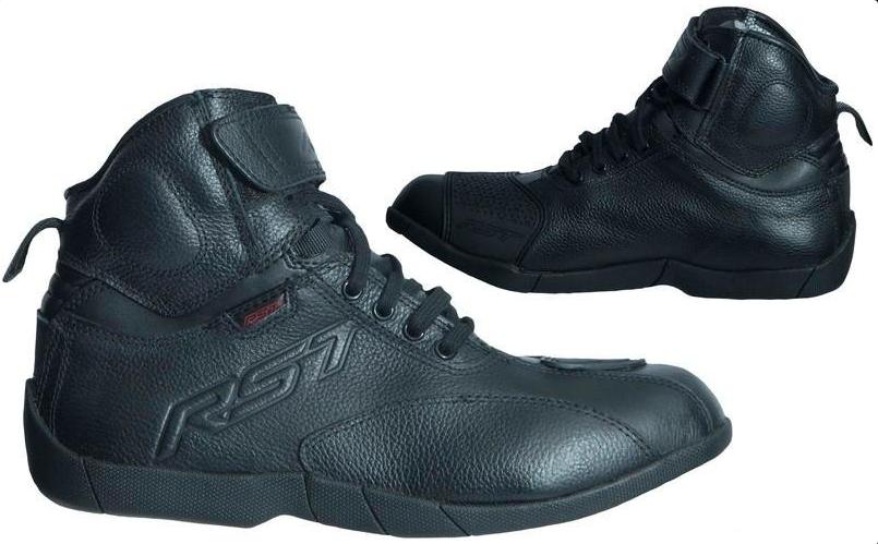 Мотоботы кожаные RST Stunt PRO WP (Black)