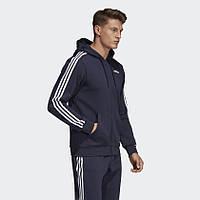 Мужская толстовка Adidas Essentials 3-Stripes (Артикул:DU0475)