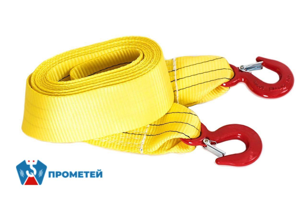 Буксировочный ремень 14000 кг. (трос буксировочный) 1-10 метров (цена метра)